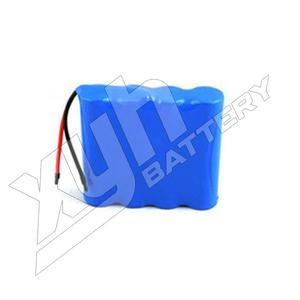 Accept all specifications customized li-ion battery packs